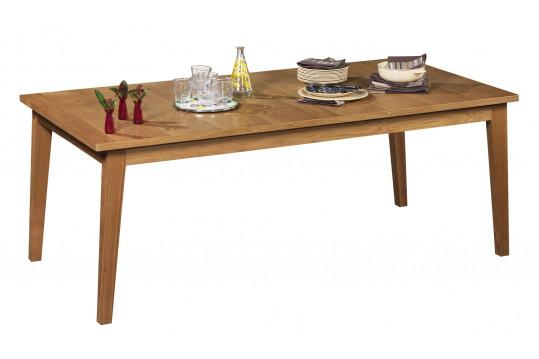 Table Fifteen extensible en frêne massif