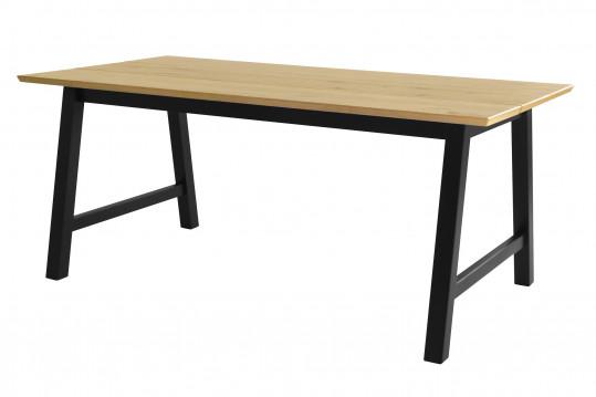 Table à manger rectangulaire ELLIOT