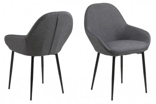 Lot de 2 fauteuils GLADIS