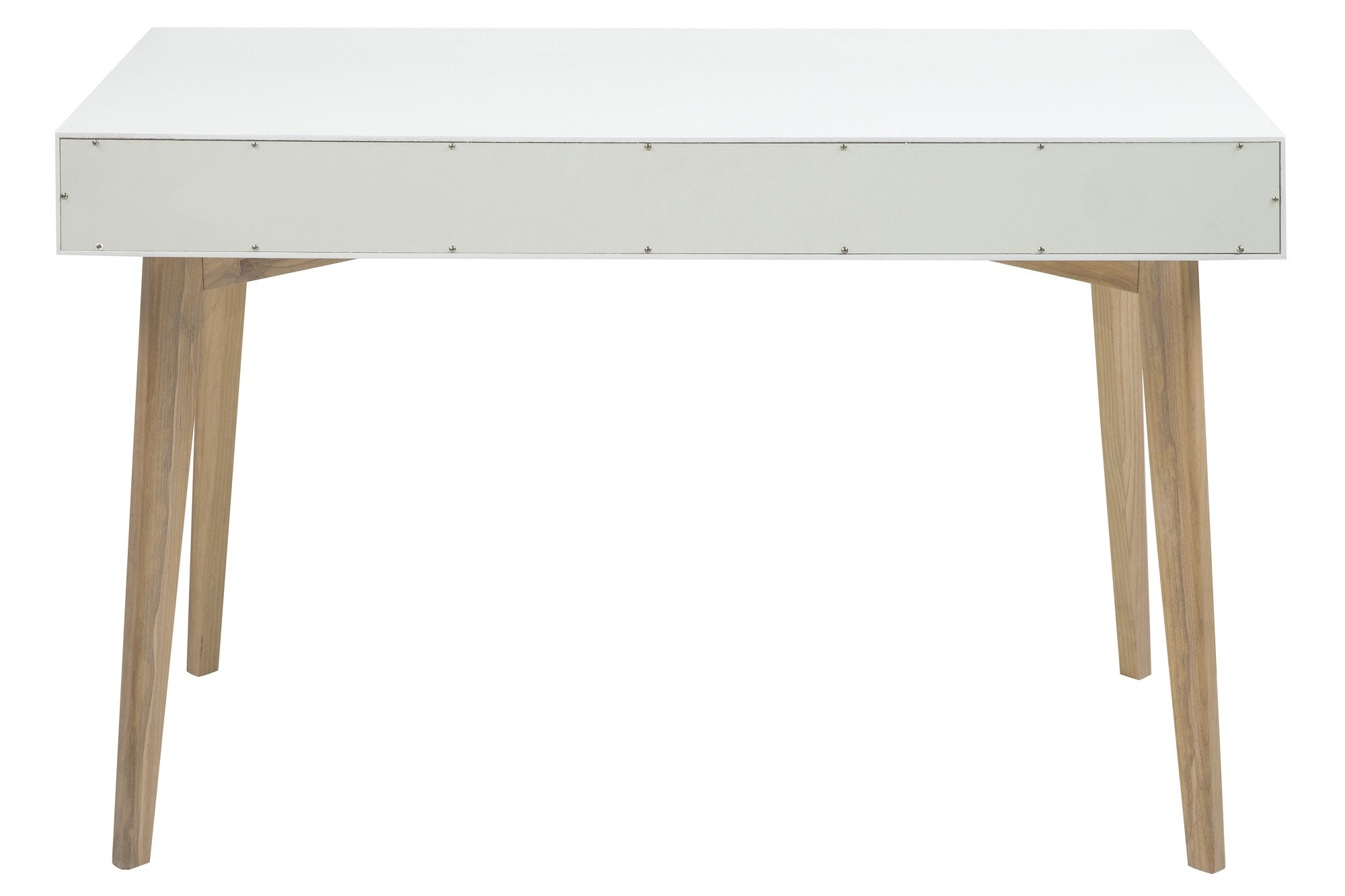 Bureau en bois massif de style scandinave hellin