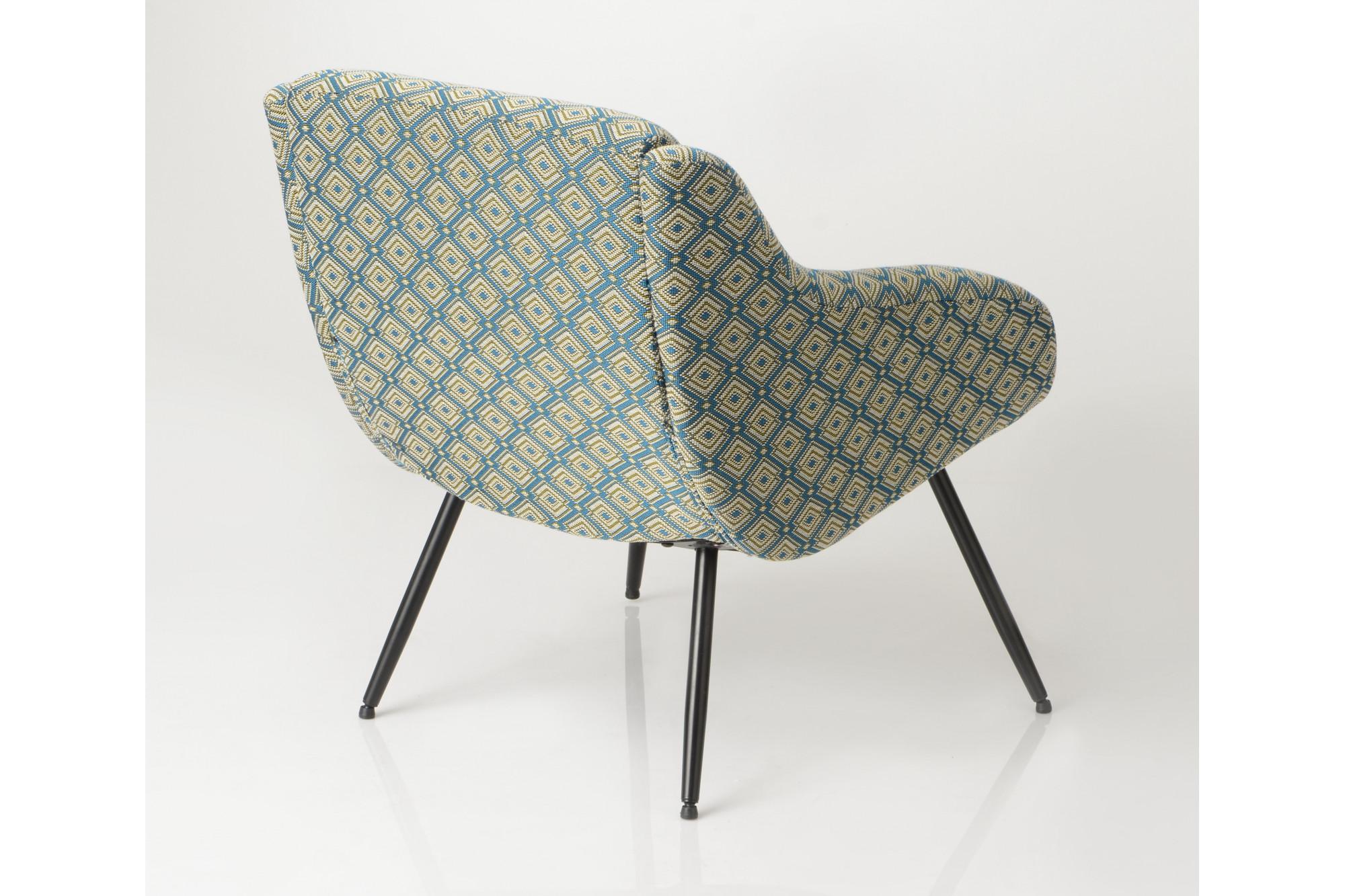 fauteuil tissu jacquard. Black Bedroom Furniture Sets. Home Design Ideas