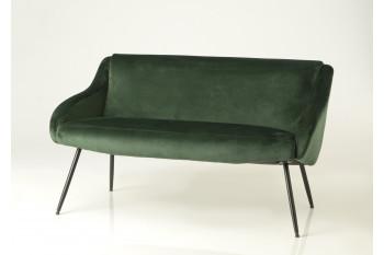 Canapé en velours - Omy