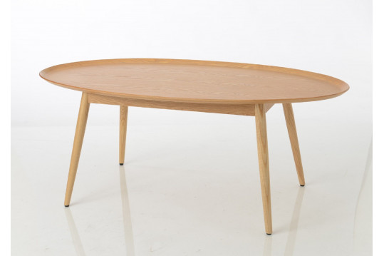 Table basse en bois 120 cm - Autumn
