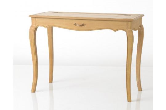 Bureau de style en bois finition chêne - SONGE