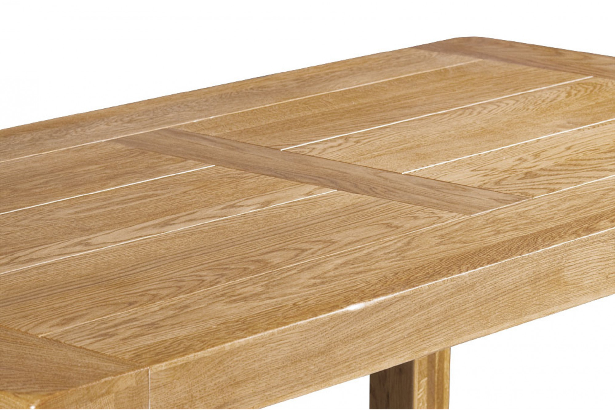 Table de ferme campagnarde   bois chêne massif L12