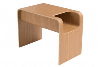 Bout de canapé en bois - TOBIAS