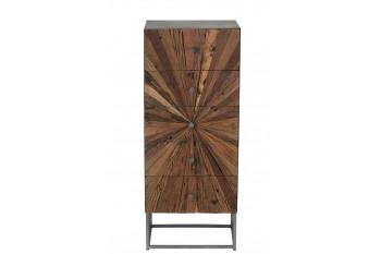 Chiffonnier en bois et métal - SHINE