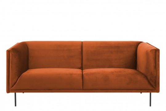 Canapé 3 places en tissus - NEVADA