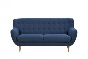 Canapé 3 places en tissu - OSCAR