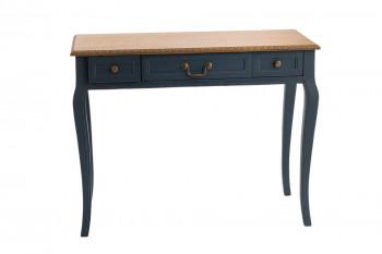 Bureau en bois 3 tiroirs - LOIRE