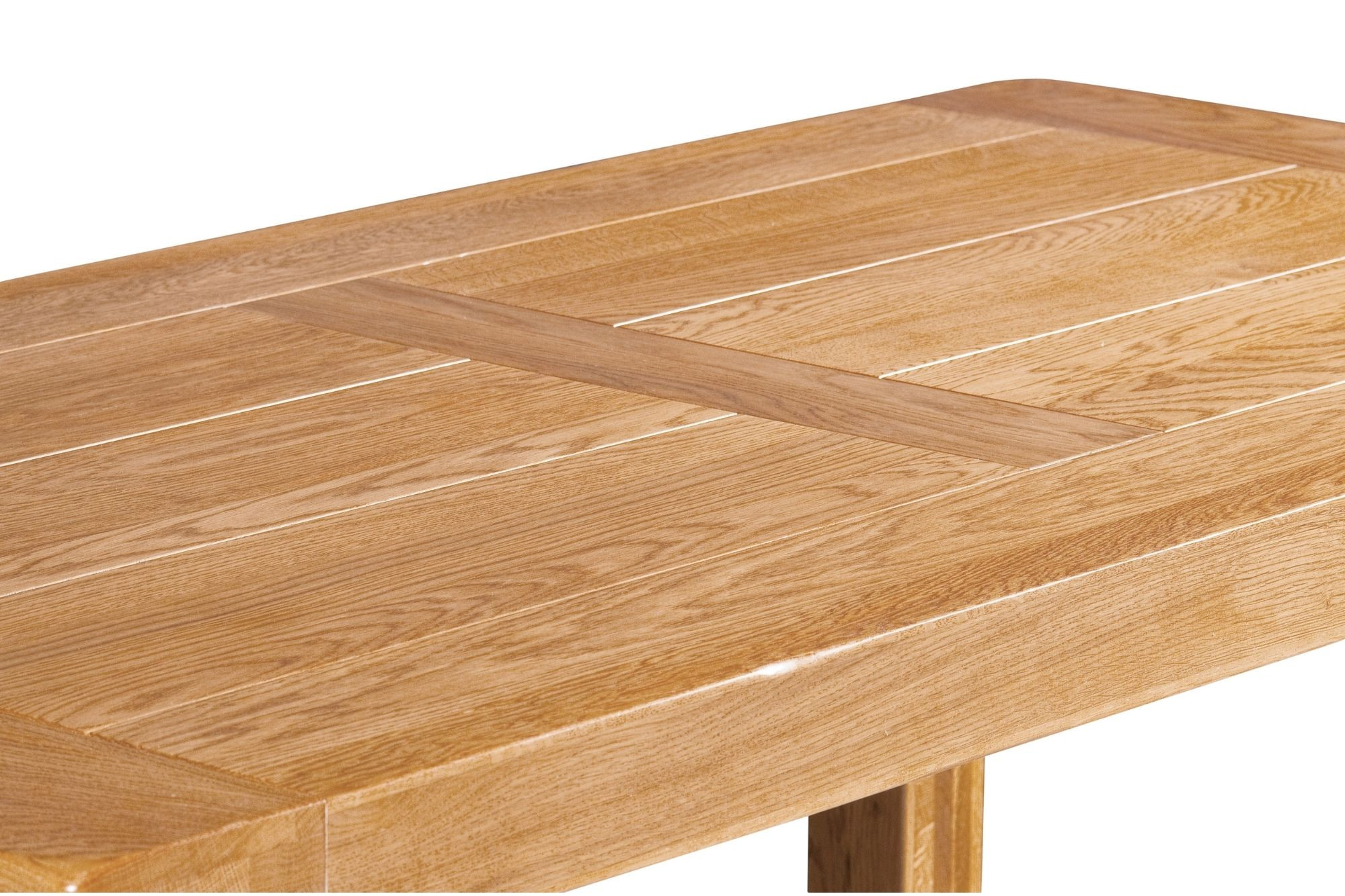 Table de ferme en chêne massif L12 + 12 chaises   La Bresse