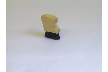 Mini Brosse soies naturelles