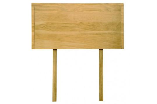 Paire d'allonges pour la table MANSART - bois chêne clair massif