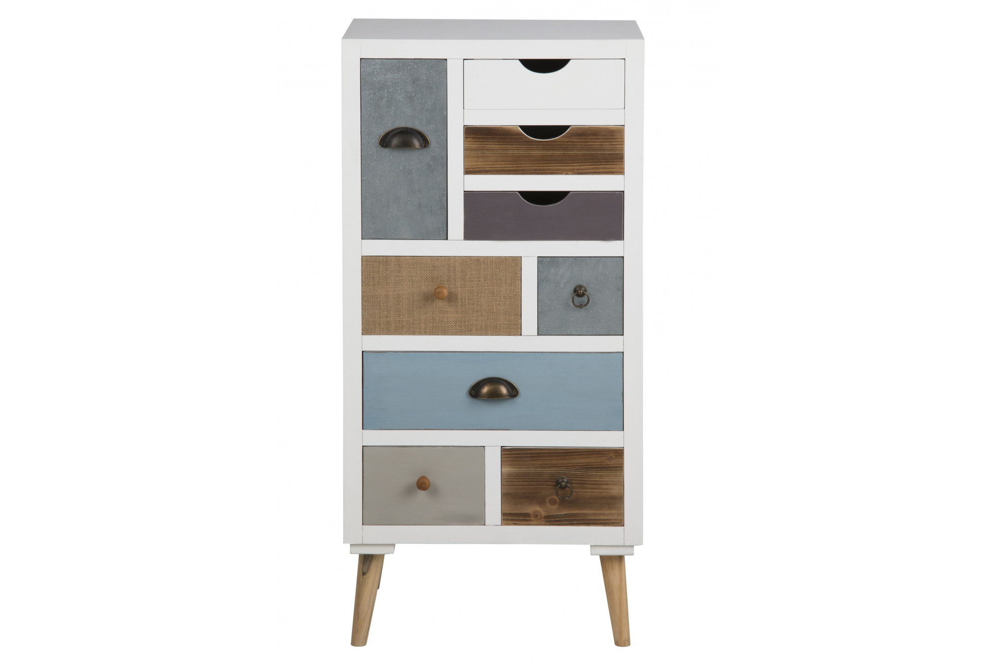 meuble dappoint avec 9 tiroirs de la gamme thalia