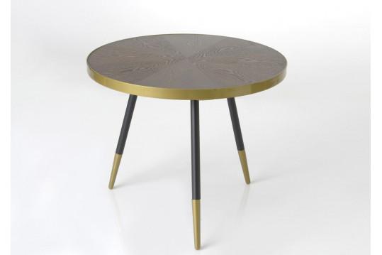 TABLE BASSE RONDE HOFFMANN