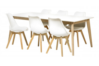 Table de salle à manger 200 cm Centior